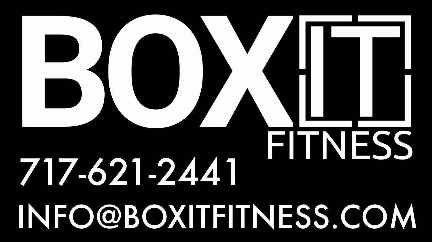 Box IT Fitness | Boxing Classes | Lititz, Lancaster PA