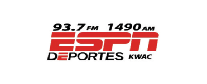 KWAC 93.7 FM-1490 AM - Bakersfield, CA - ESPN Deportes