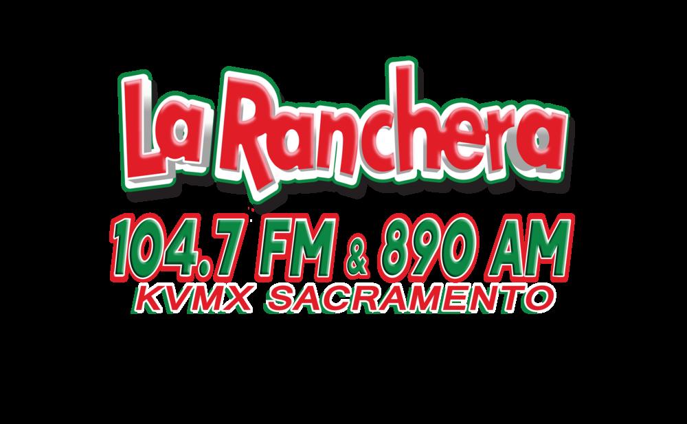 KVMX 104.7 FM-890 AM - Sacramento, CA - Spanish Ranchera