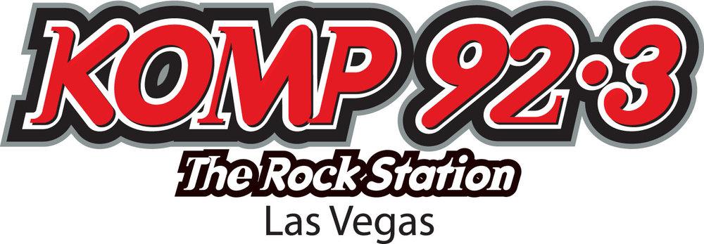 KOMP 92.3 FM - Las Vegas, NV - Active Rock