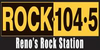 KDOT 104.5 FM - Reno, NV - Active Rock