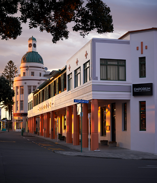 Places to Stay - Hawke's Bay