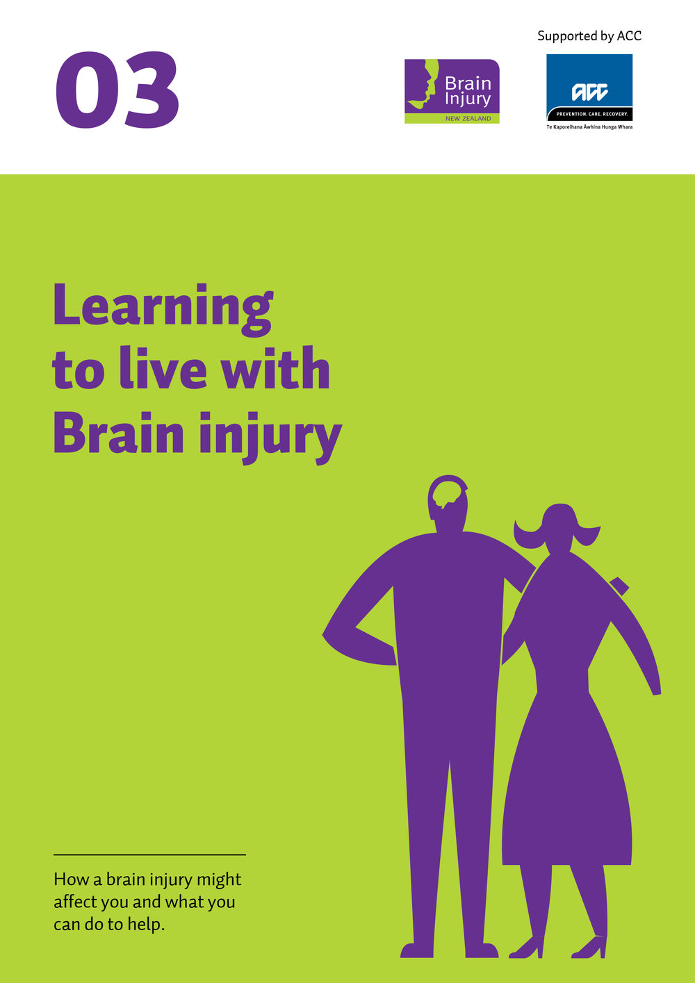 03 Learning to live with brain injury