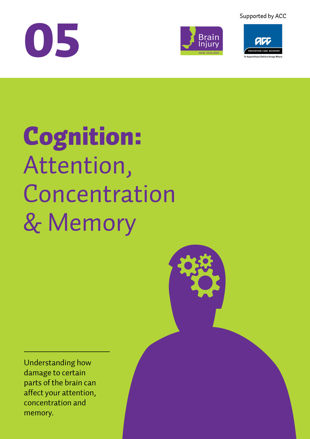 05 Cognition: Attention, Concentration & Memory