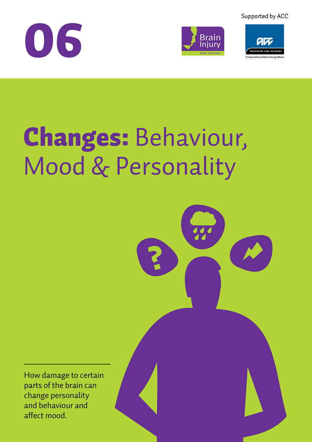 06 Changes: Behaviour, Mood & Personality