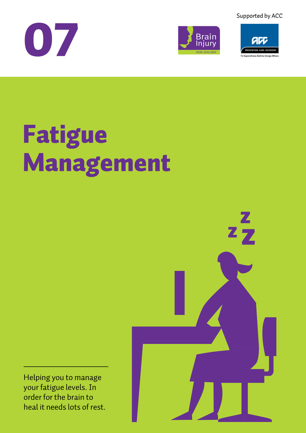 07 Fatigue Management