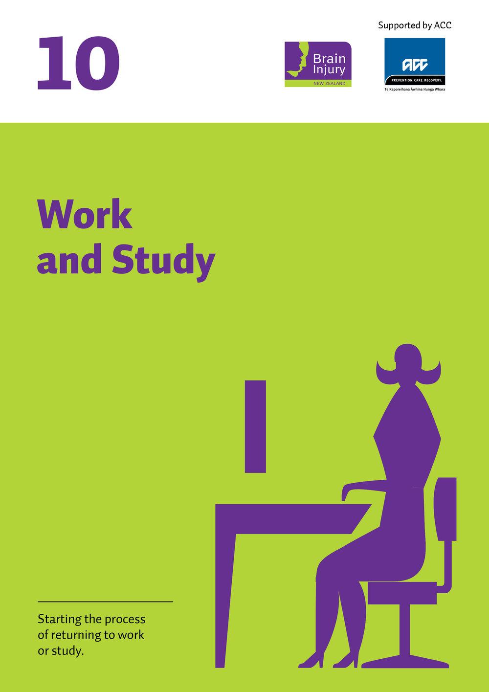 10 Work and Study