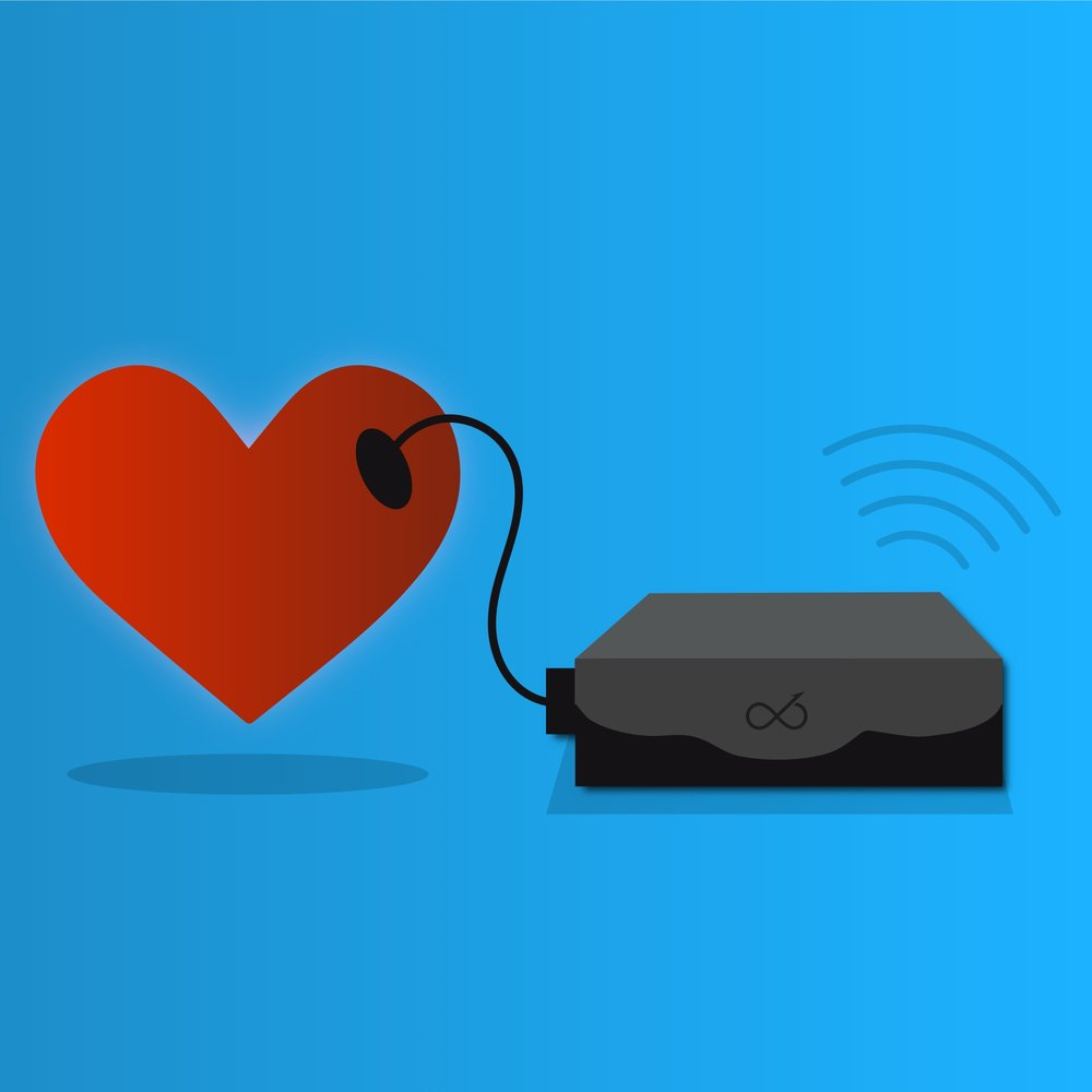 PLUG IN - Now you can wire your heart directly into your organization