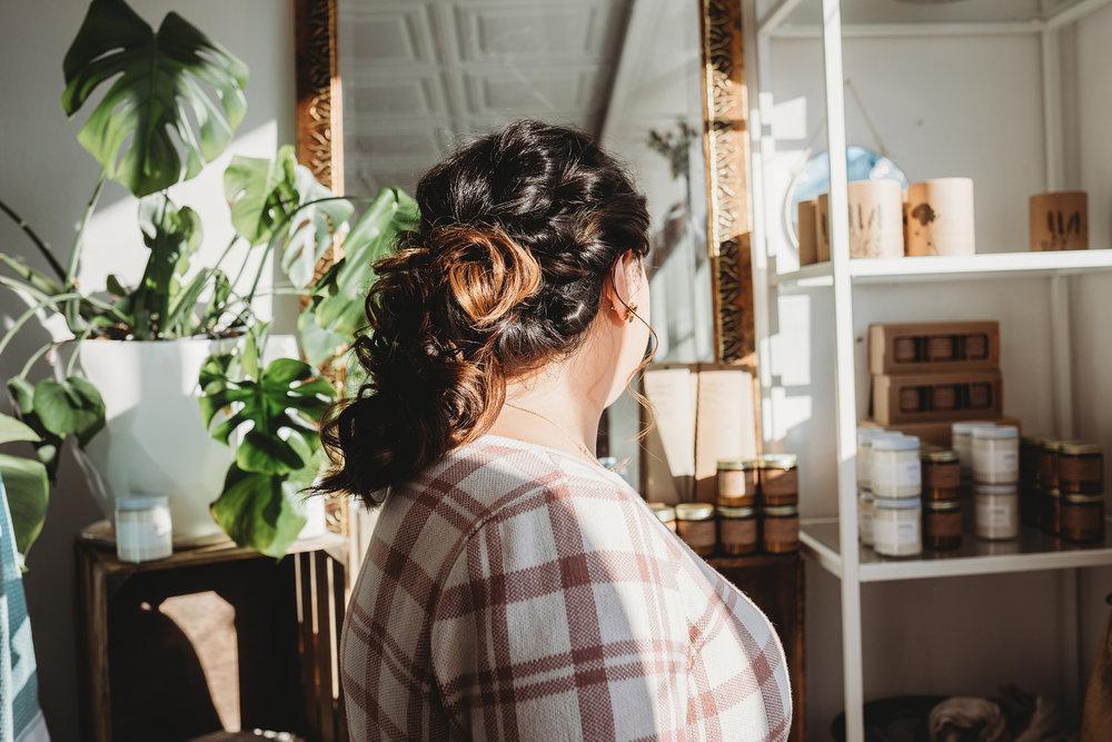 Updos at Maynard Salon Hair in Harmony