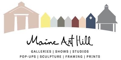 Maine Art Hill