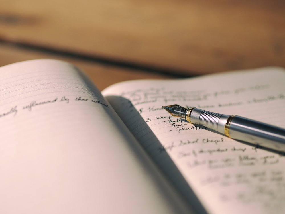 Have a Journal -