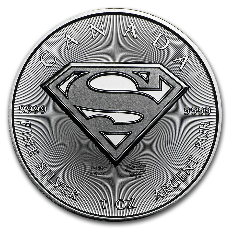 A Canadian Bullion Coin -