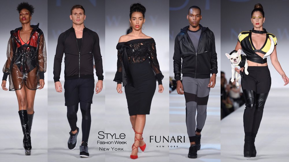Photo Credit: STYLE Fashion Week Mark Gunter