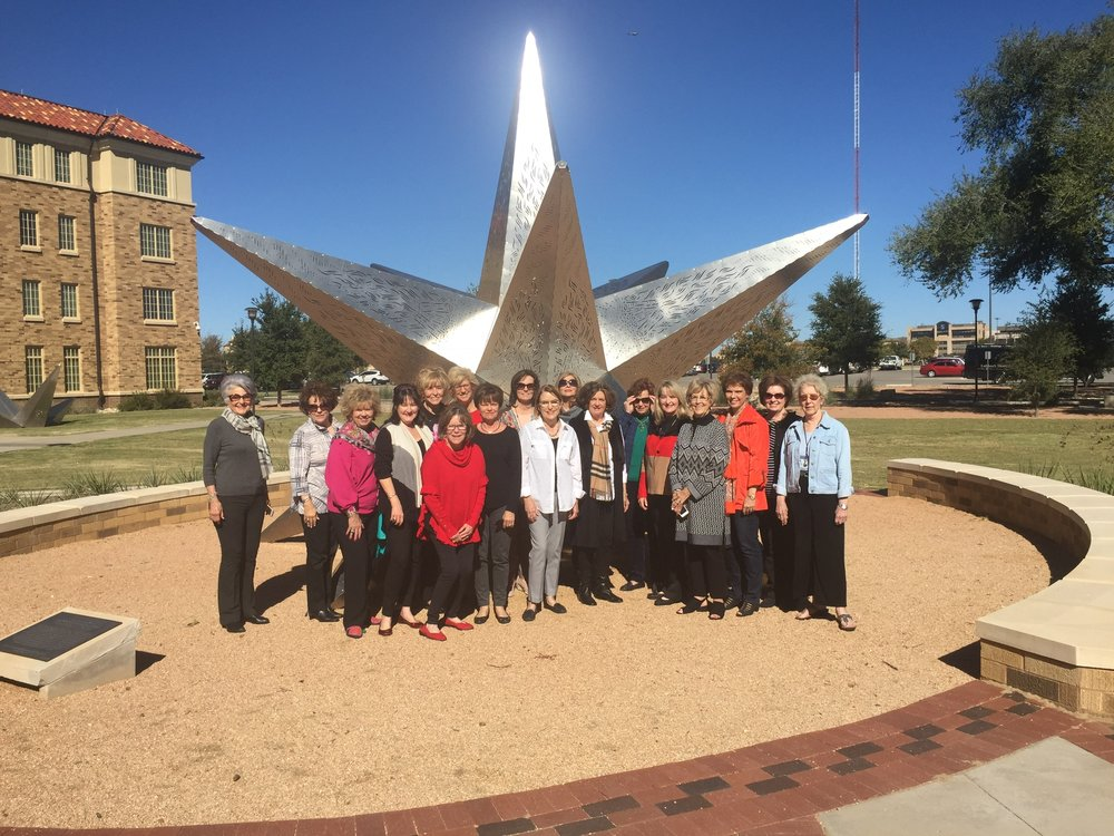 Texas Tech University Public Art Tours