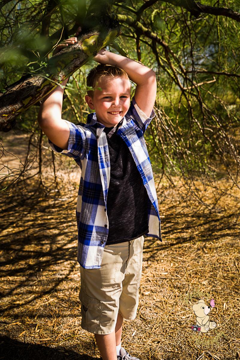 Meet Mason, age 9, he is Beauty Revived! -
