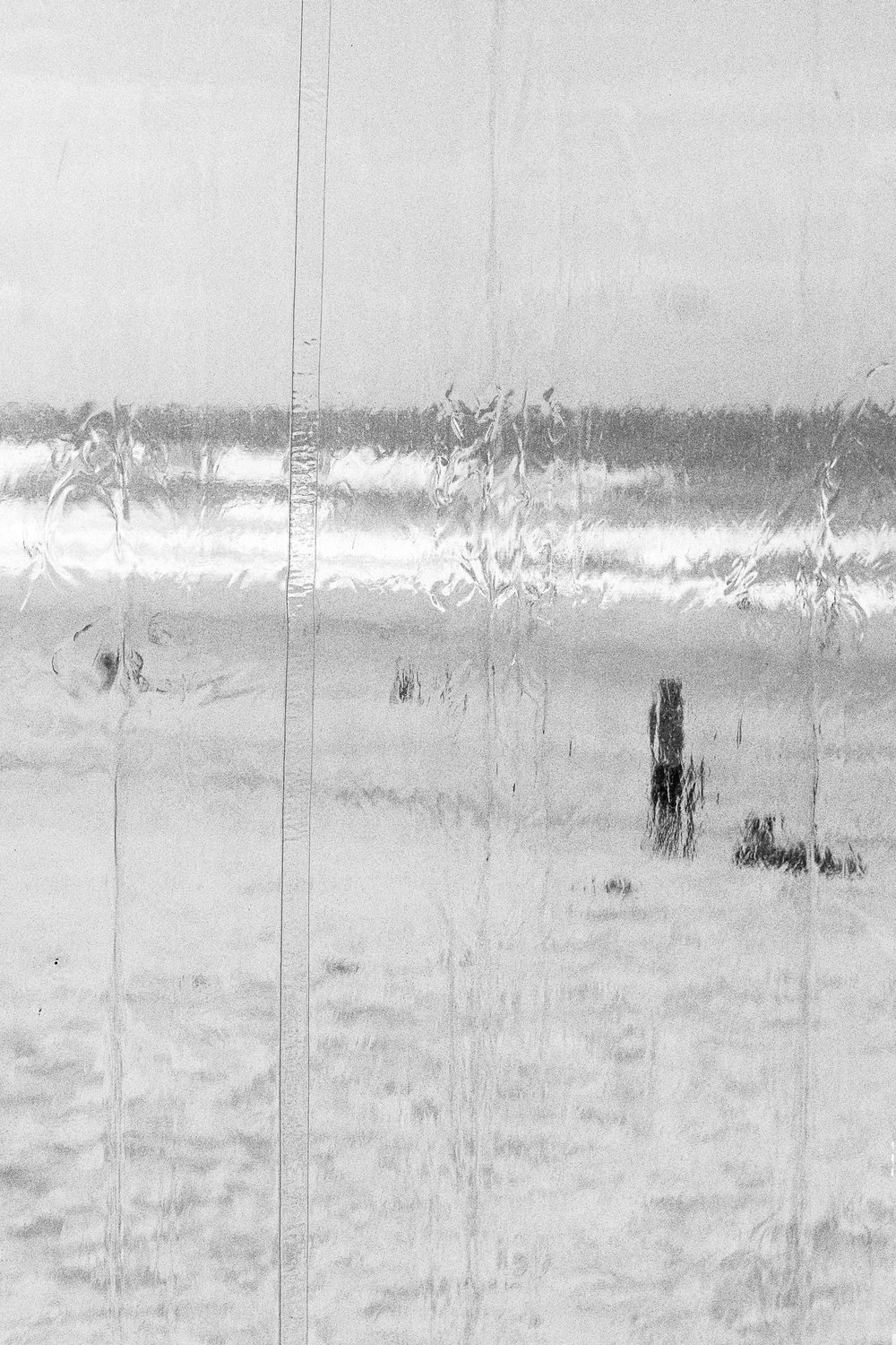 Dale Harper - Surfers Paradise Beach through plastic (1 of 1).jpg