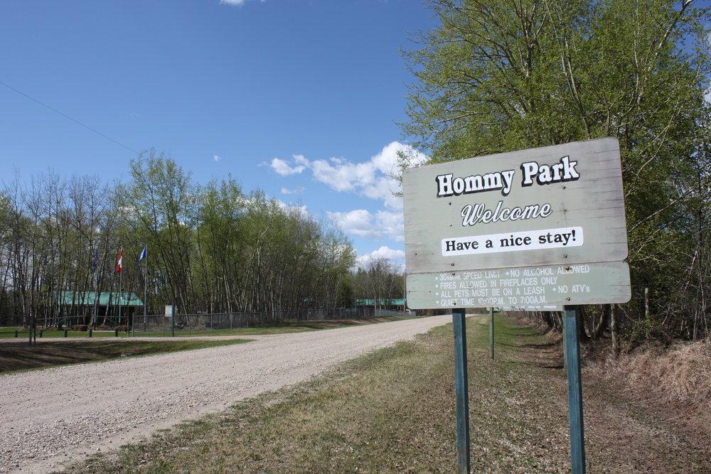 Hommy Park Campground