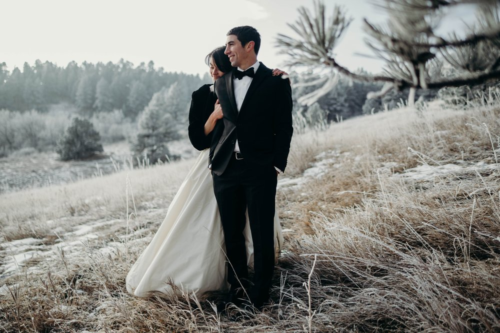 L+J's Winter Wedding