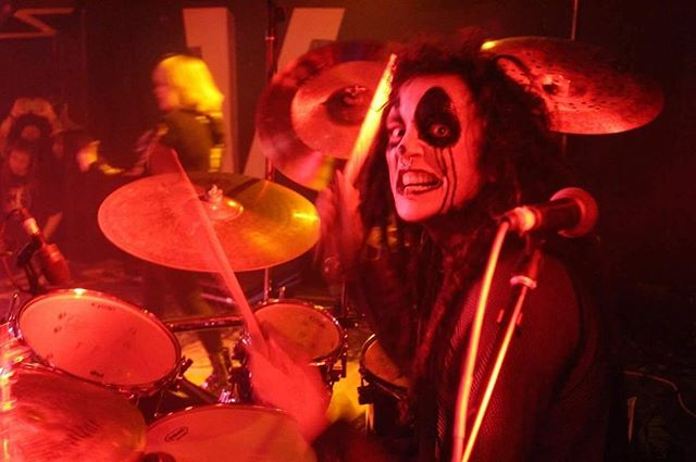 HAPPY 21st BIRTHDAY JOSH!!! #metal #metalhead #band #metalband #heavymetal #thrashmetal #numetal #groovemetal #tulsa #tulsaband #oklahoma #oklahomametal #vocals #bass #guitar #drums #makeup #lessthanhuman