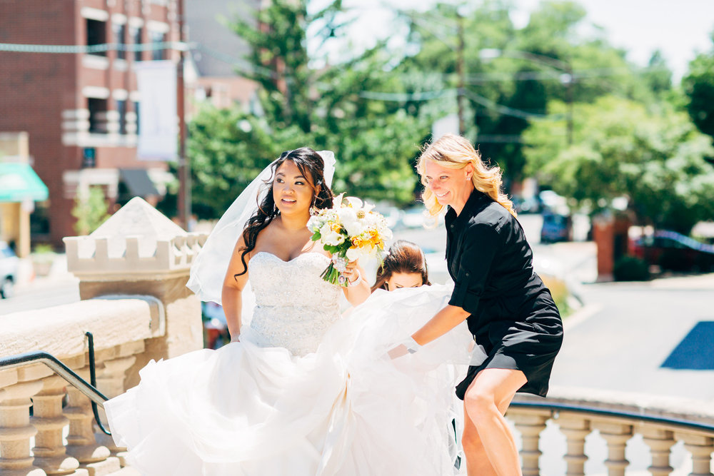 Black + Gold Modern Elegance Wedding | Chicago Cultural Center | St. Alphonsus Church28.jpg