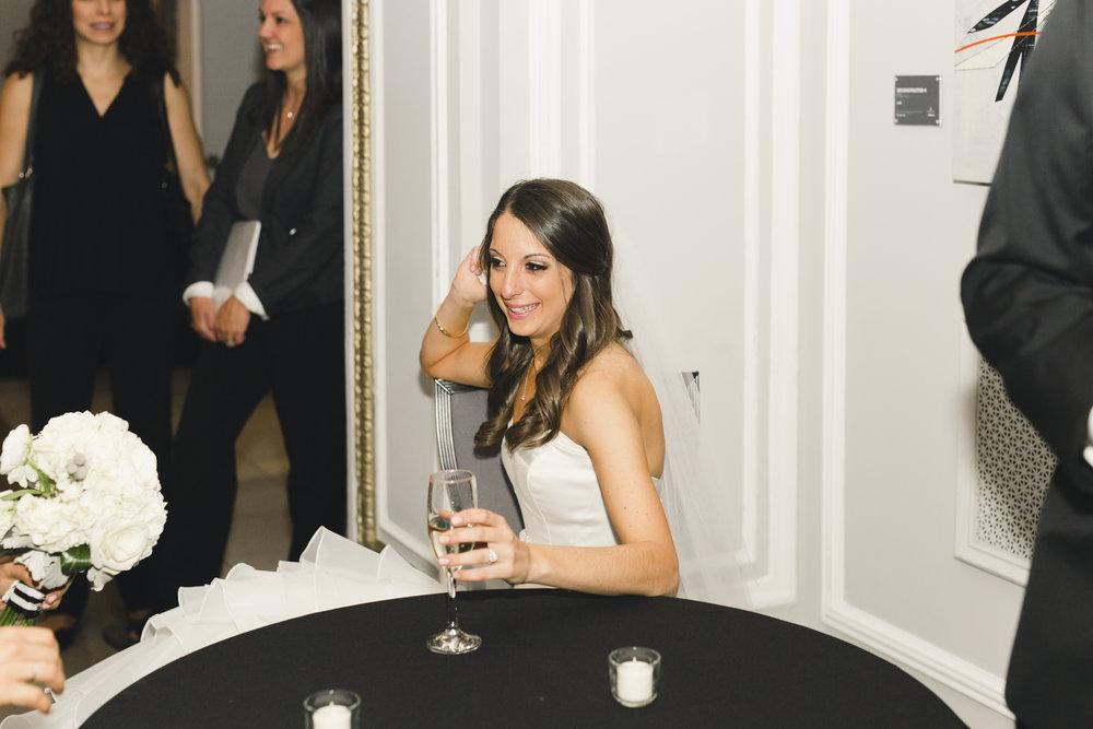 Romantic Black + White Downtown Chicago Wedding | The Blackstone Hotel39.jpg