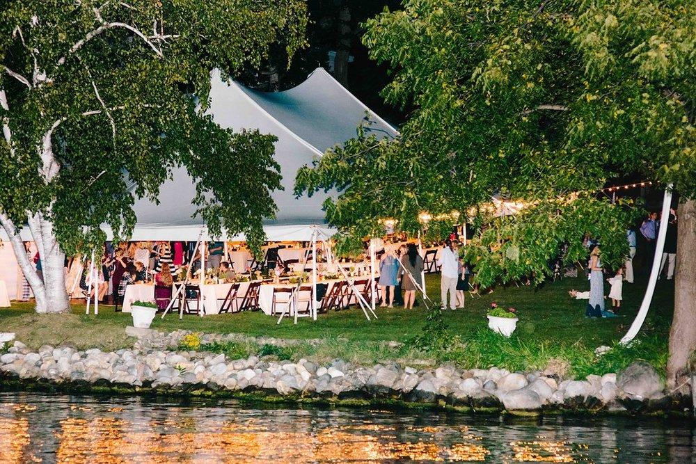Backyard Tented Lakeside Boho Wedding | Williams Bay, WI73.jpg