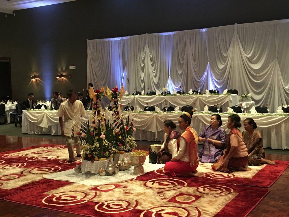Gray + Mint Laotian Wedding | The Stonegate65.JPG