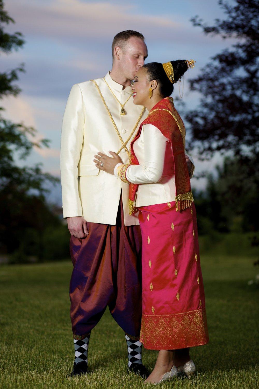 Gray + Mint Laotian Wedding | The Stonegate18.jpg