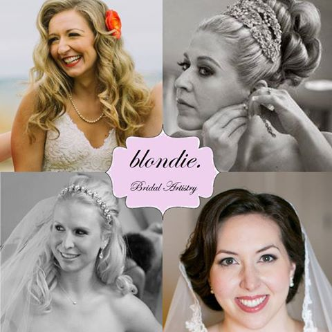 Blondie Bridal Hair Artistry - www.BlondieHairArtistry.comFacebookCONTRIBUTION DETAILS