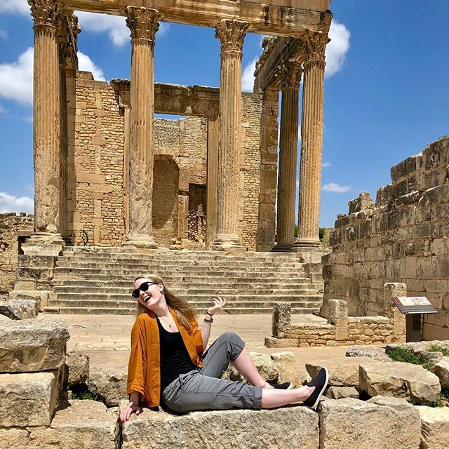 2018: The year I took myself where I never expected to go. I caught 22 flights, explored 5 countries 🇹🇷 🇹🇳 🇮🇹 🇲🇹🇨🇭, and traveled across 4 continents. I started #NatGoesGlobal in May 2018 with a simple goal of sharing the perspective of a gluten-free, solo female traveler—something I never thought I'd be able to do when I was diagnosed with #celiacdisease in 2011. To everyone I met serendipitously around the world this year—sharing tables at restaurants, standing in line together at customs, or sitting next to each other on planes—I'm so glad we crossed paths. Thank you for your kindness and friendship. ☺️ I don't know where I'm going next, but I have a few ideas. Wishing everyone a very happy #2019, wherever you may be. ♥️