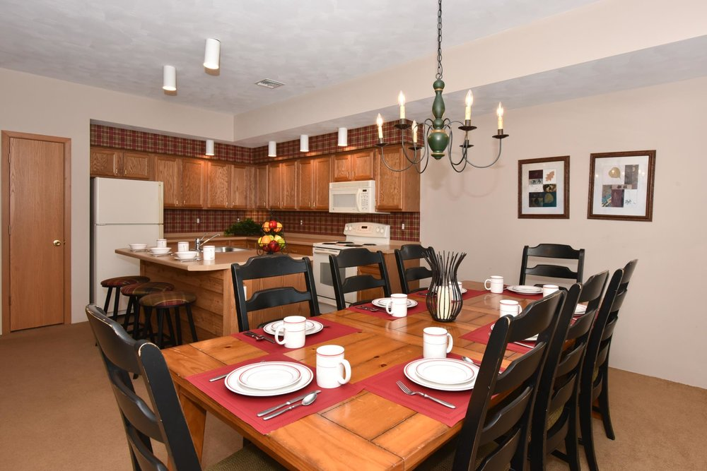The place you stay has to feel like a treat.   - Kosher Springs offers hi-end, immaculate condos with plenty of living space.You get all the amenities of an established resort PLUS the placement and pricing that works for your family. What's not to love?