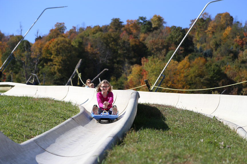 <strong>Alpine Slide</strong>