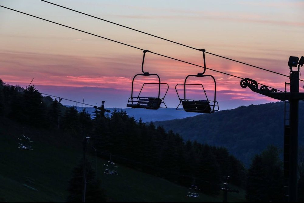 <strong>Scenic Chairlift</strong>