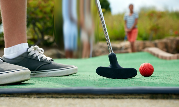 <strong>Mini Golf</strong>