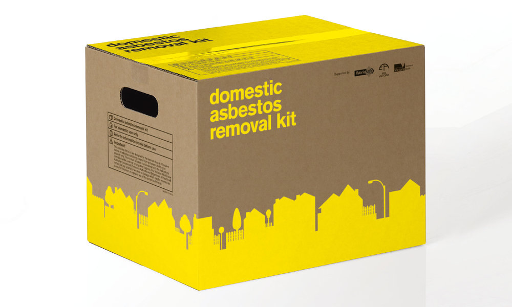 WorkSafe  Domestic Asbestos Removal Kit   view case study