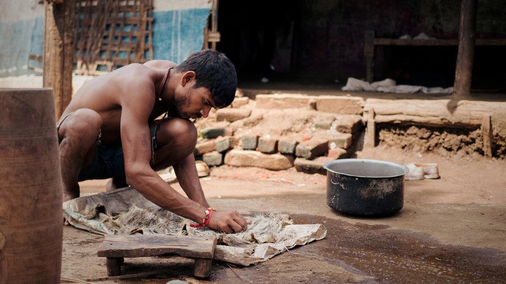 Tribal Villages of Melghat - September 2017 - Maharashtra
