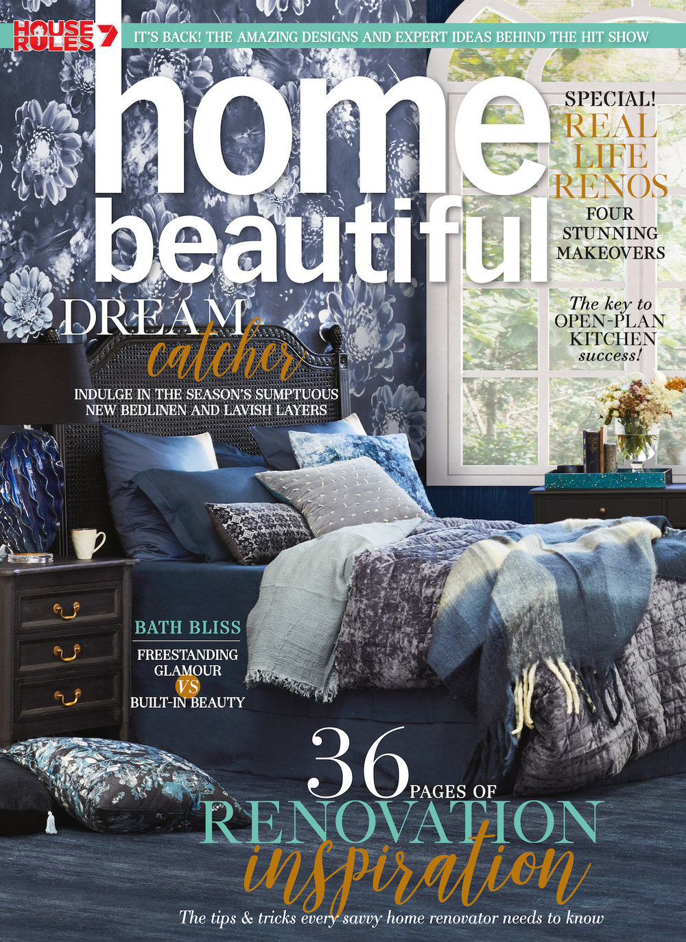 A soulful renovation - styled and written by Heliconia's Sally Paterson