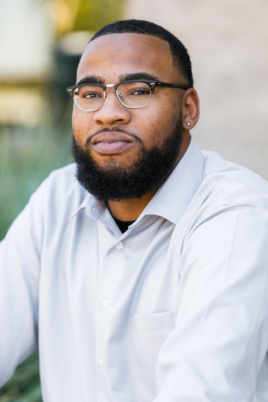Davon Carter, Program Coordinator