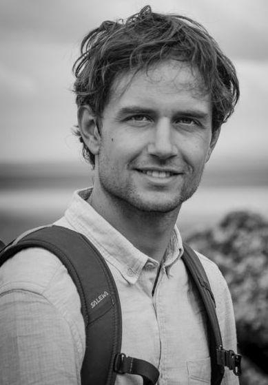 Luca De Giorgi - Author of Vietnam Climbing (available from Push)