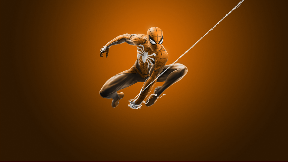 3 - Spider-Man - Your friendly neighbourhood Insomniac.