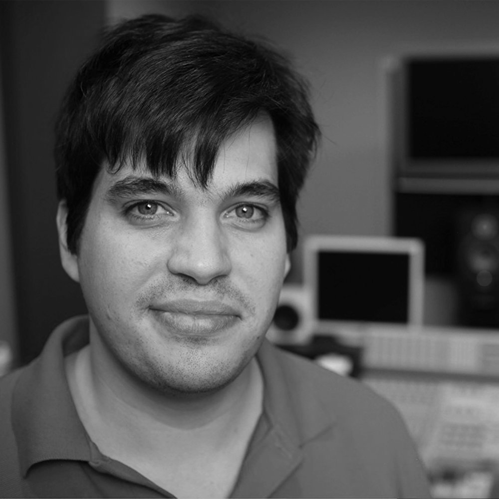 Pablo Croissier    Post-Production Sound Supervisor, Sound Designer