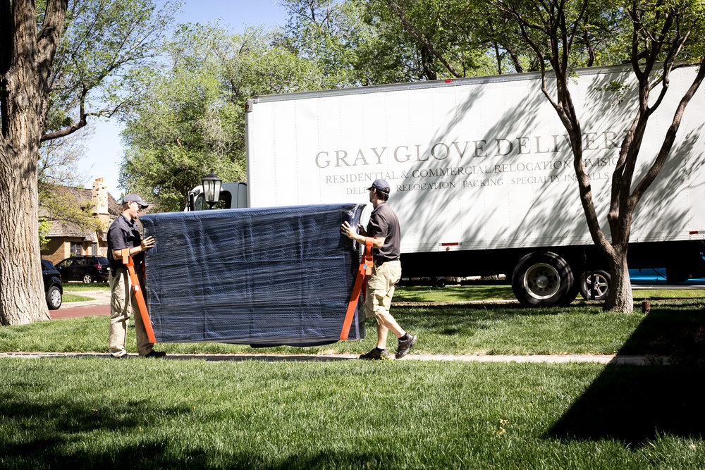 Gray Glove Delivery Movers
