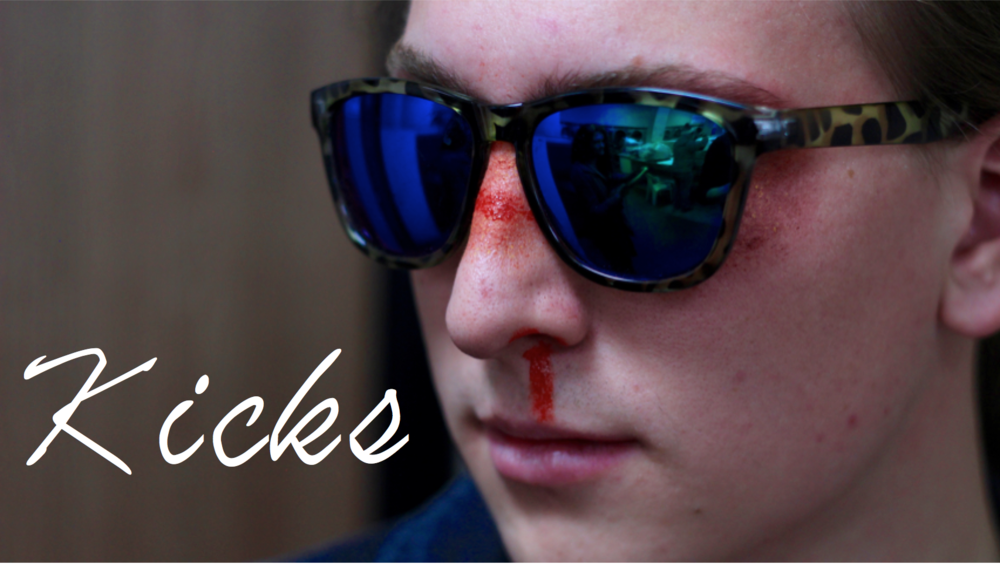 Kicks - (dark comedy)The path to vengeance isn't always straight.