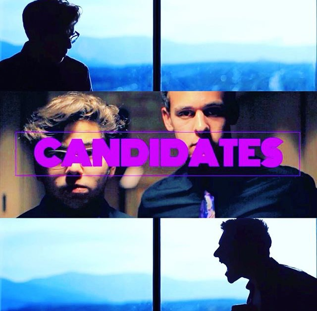 Candidates - (drama)Our next leader could be our greatest...or our last.