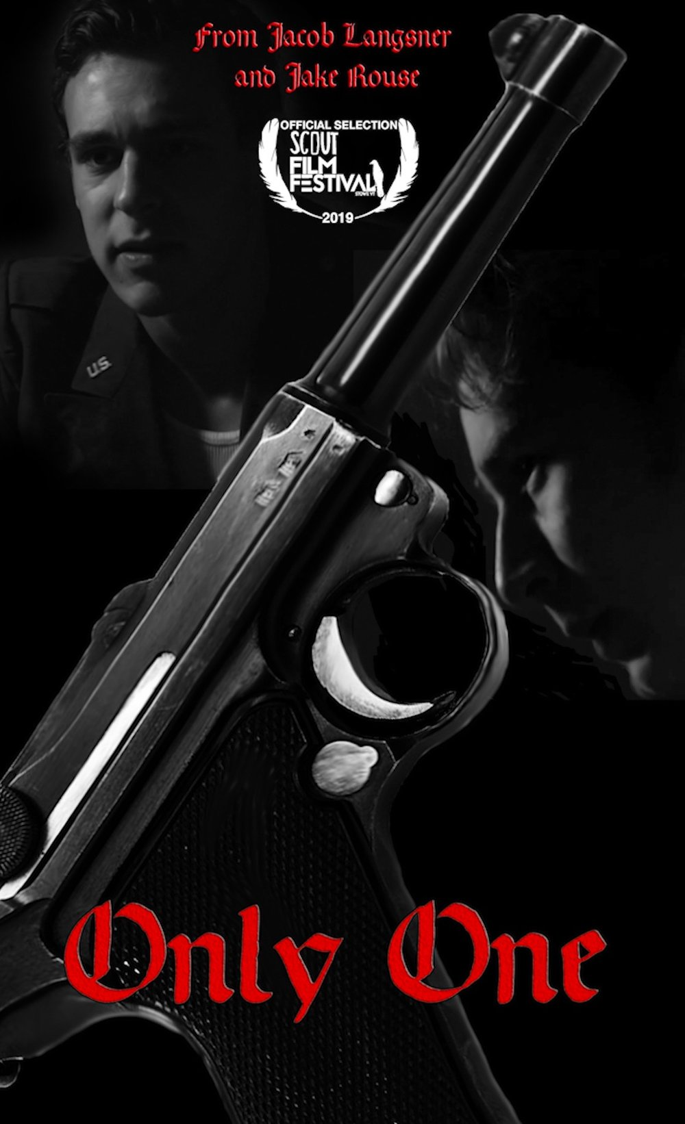 Only One - (drama)Two US Marines struggle as the pawns in a German prison experiment.