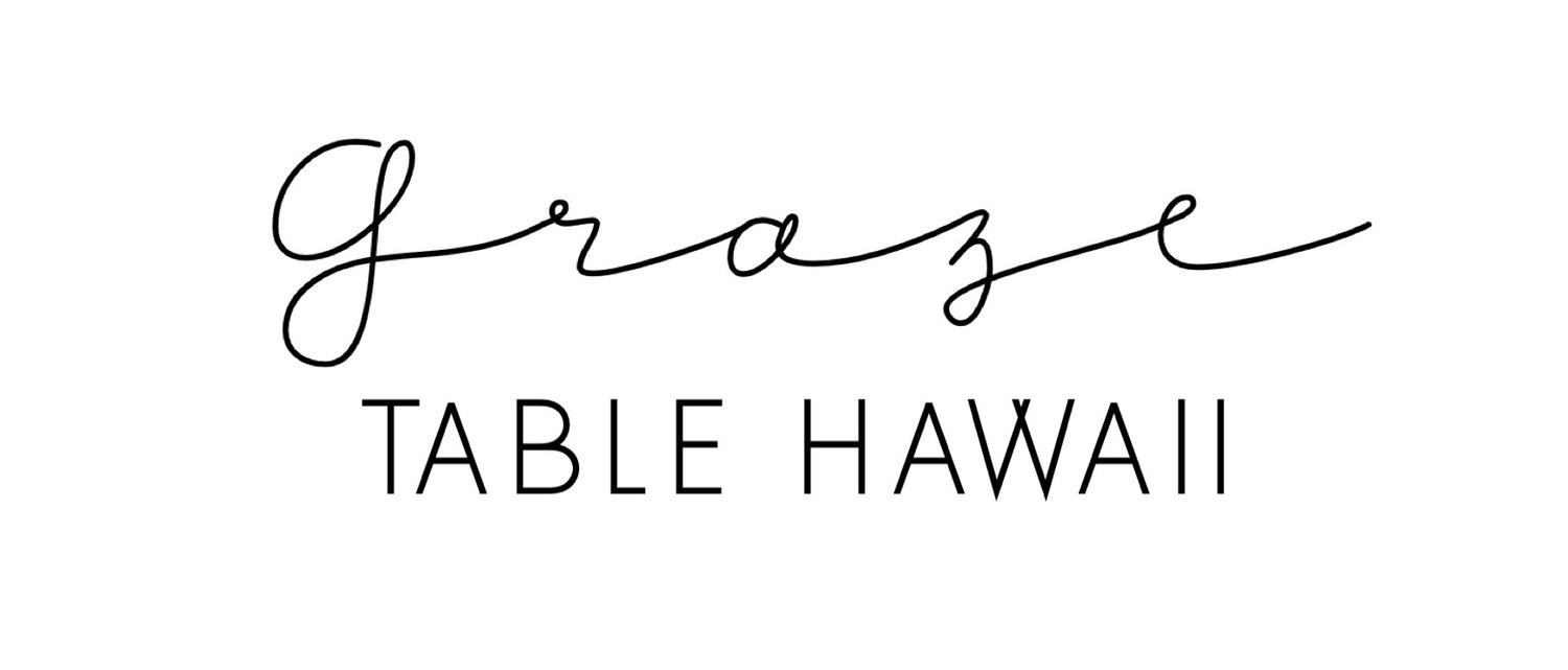 GRAZE TABLE HAWAII