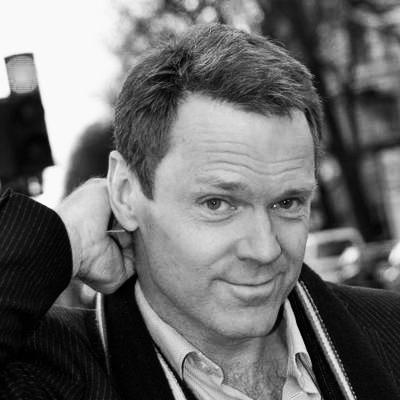 Talare #Vimåsteprata –  Niklas Ekdal