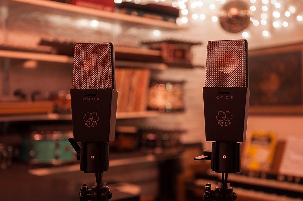 AKG C414 ULS (stereo pair)