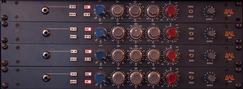 BAE 1023 (4ch)