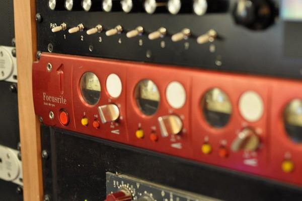 Focusrite Red 1 (4ch)